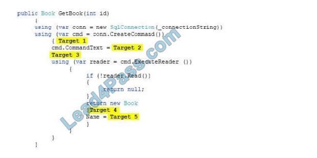 exampdfdownload 70-487 q12