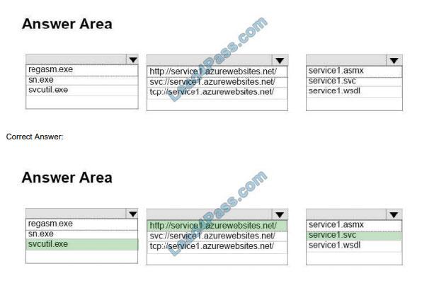 exampdfdownload 70-487 q5