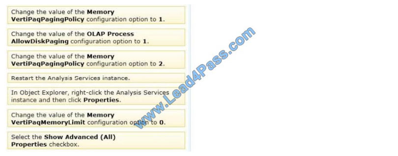 lead4pass 70-768 exam questions q4